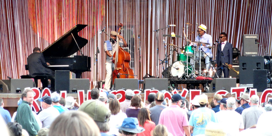 Roy Hargrove at Telluride Jazzfest
