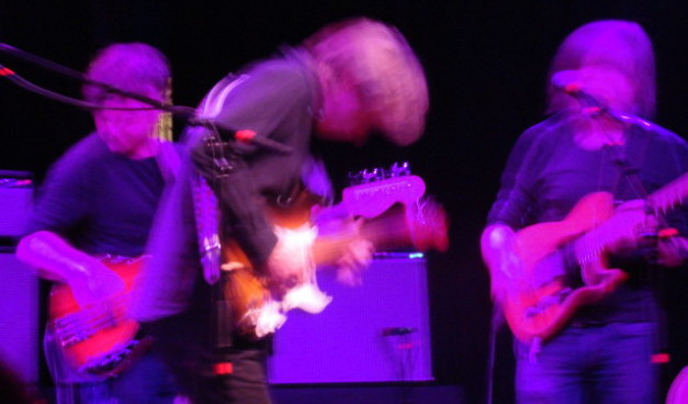 Eric Johnson & Mike Stern!